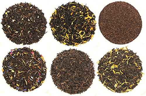 flavored-black-tea-sampler-black-tea-assortment-loose-tea-featuring-mango-tea-apricot-tea-tropic-flo