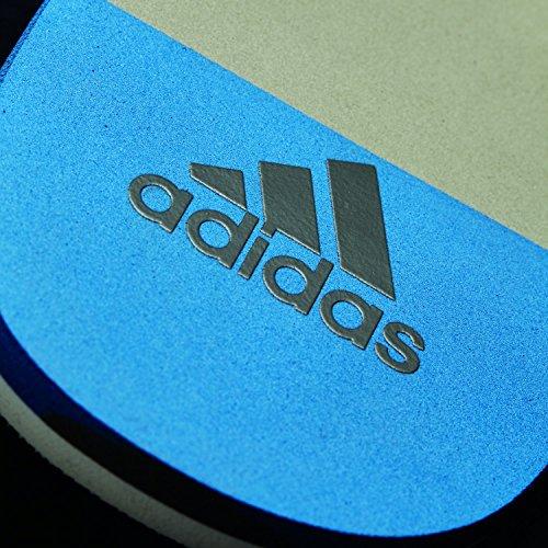 adidas eezay striped - Chanclas para Hombre, Verde - (CARTRA/AZUBAS/VERTAC) 38