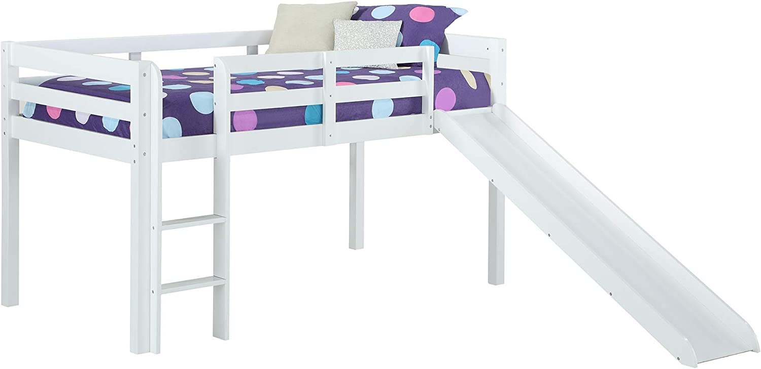 Angel Line Andrew loft bed, White