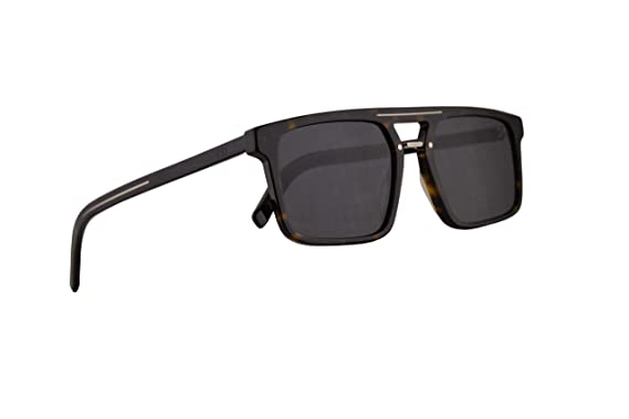 0a6c4a3111815 Amazon.com  Christian Dior Homme Blacktie262S Sunglasses Dark Havana ...