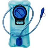 Hydration Bladder, 2 Liter Upgraded Leak-Proof Water Bladder, BPA Free Water Reservoir for Hydration Pack
