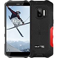 OUKITEL WP12 Pro (2021) Outdoor Smartphone bez umowy, Android 11 Outdoor Handy (237 g), 4 GB + 64 GB, Dual SIM 4G, IP68…