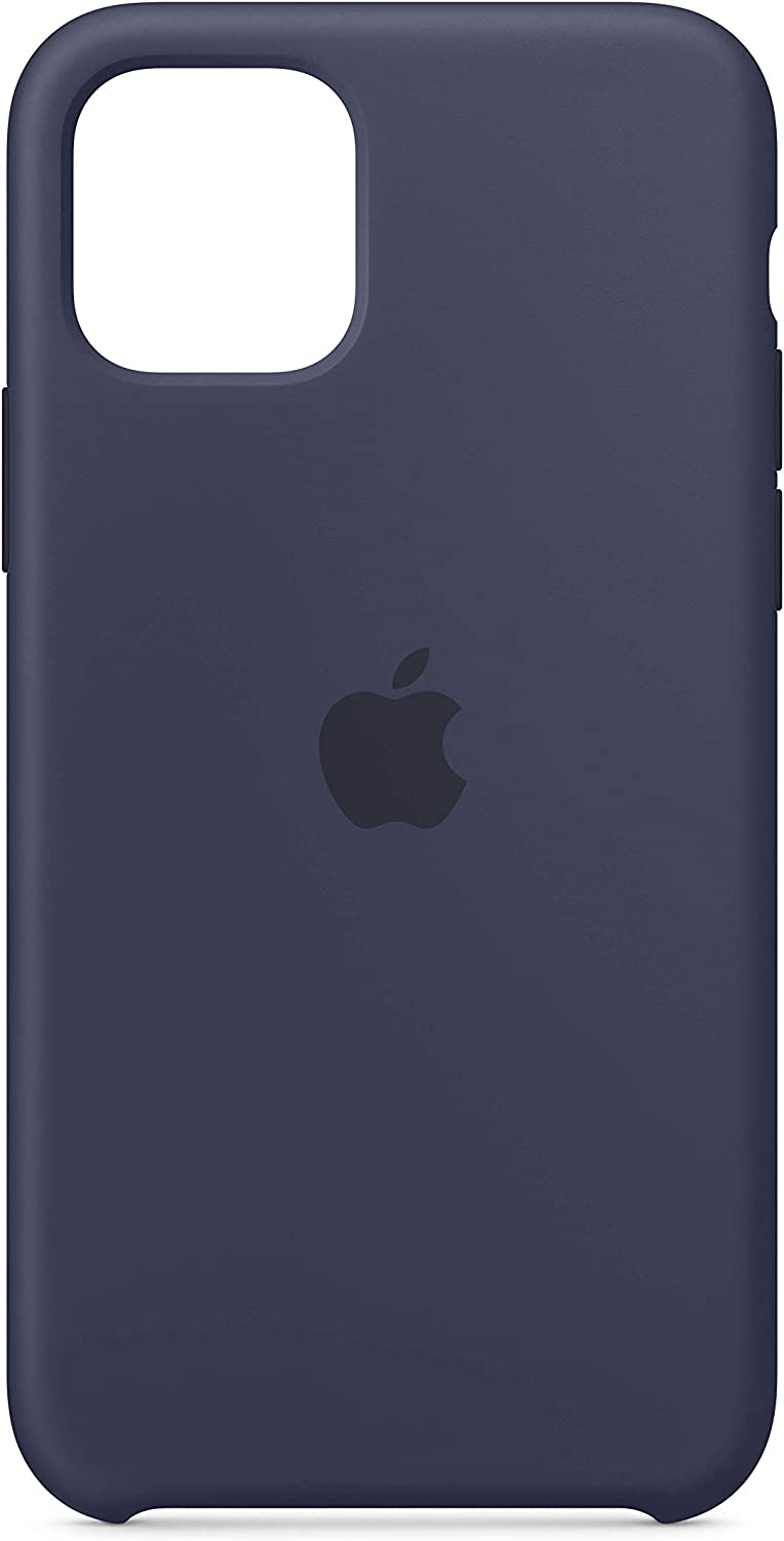 Apple Silicone Case (for iPhone 11 Pro) - Midnight Blue