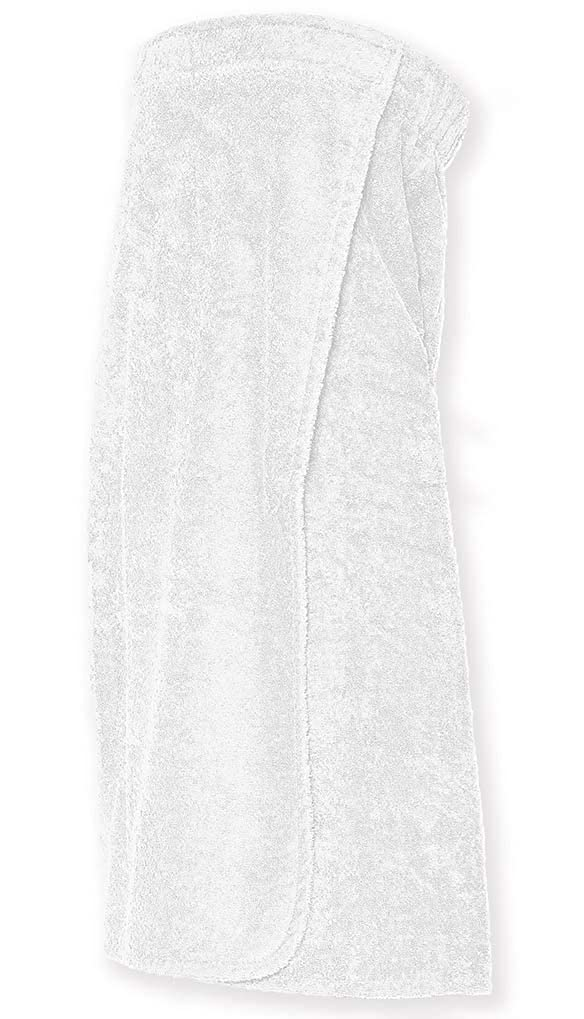 Arus Womens Organic Turkish Cotton Terry Cloth 340 g//m/² Adjustable Closure Spa Shower and Bath Towel Wrap