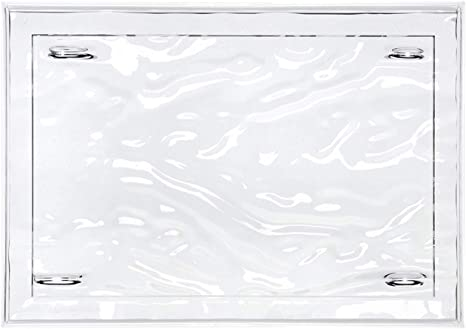 Kartell Dune - Bandeja , Transparente (Crystal), 55 x 38 x 3 cm: Amazon.es: Hogar
