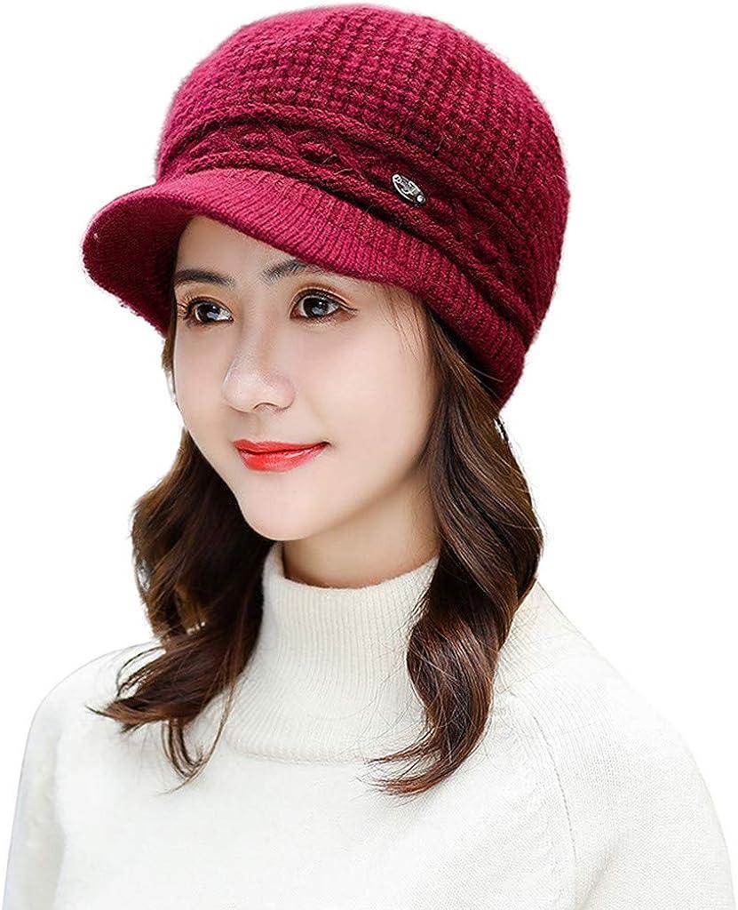 Winter Beanie HatWarm Hat...