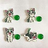Lovely Kitten Needle Minder Cat Magnet Needle