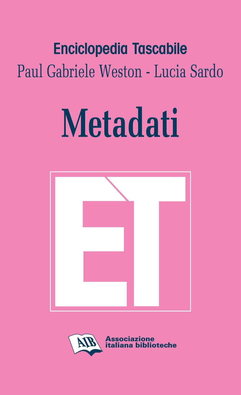 Metadati Copertina flessibile – 31 dic 2017 Paul Gabriele Weston Lucia Sardo AIB 887812253X