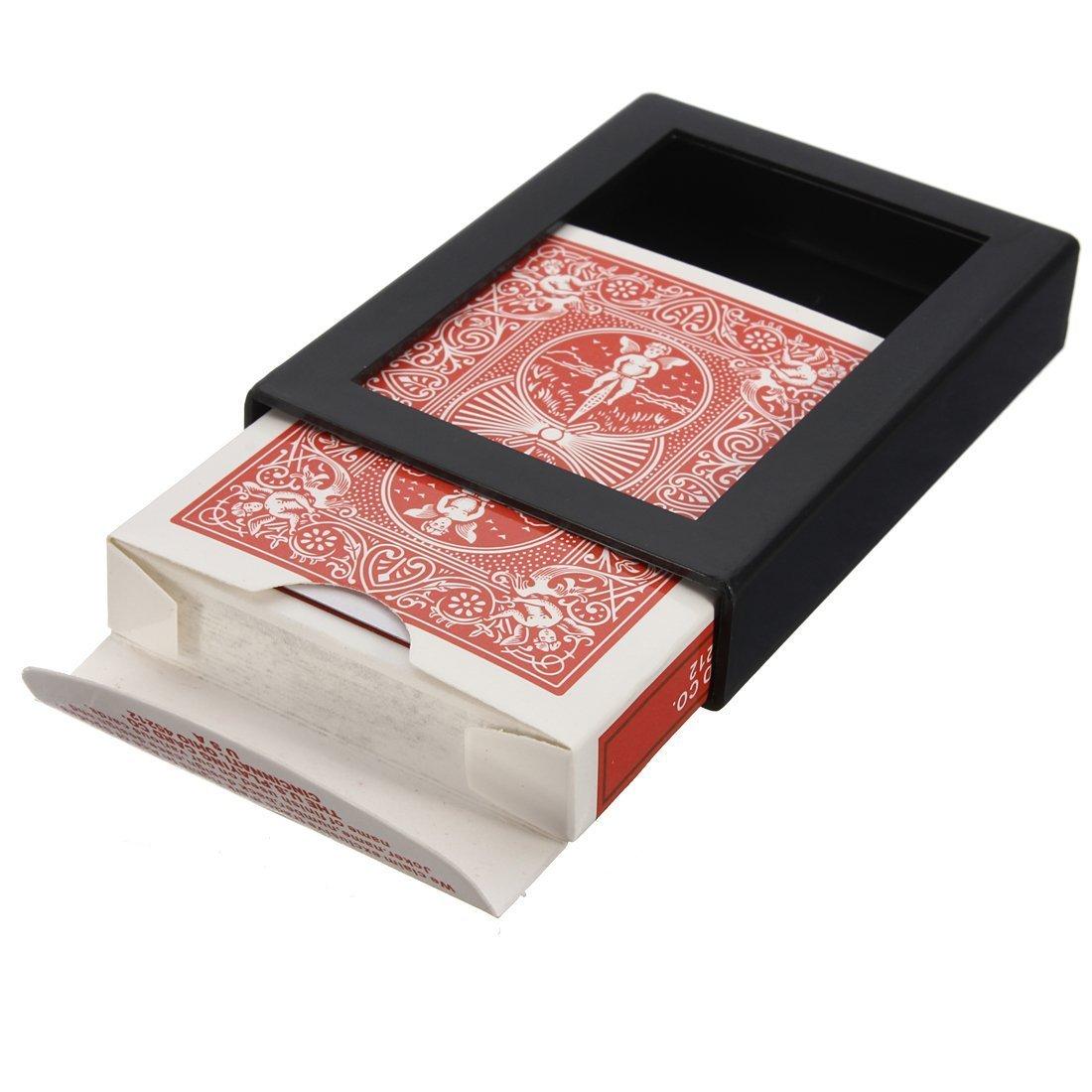 Cikuso Trucos de Cartas Truco de Magia de Carta Desaparecer Truco de Magia de Carta para Adultos