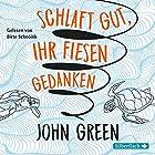 Schlaft gut, ihr fiesen Gedanken Hörbuch von John Green Gesprochen von: Birte Schnöink