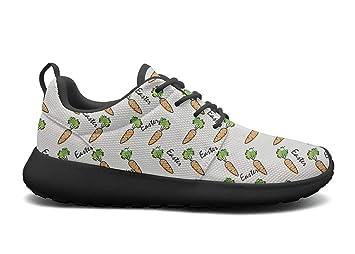 VXCVF - Zapatillas de Baloncesto para niña, diseño de Zanahoria ...