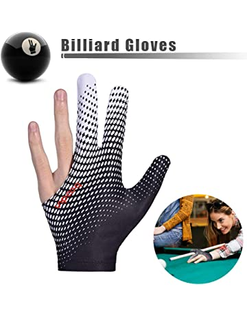 Guantes de billar | Amazon.es