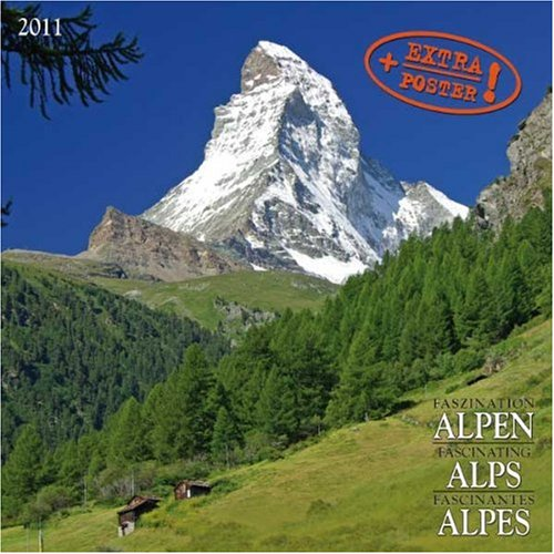Faszination Alpen 2011. Artwork Edition