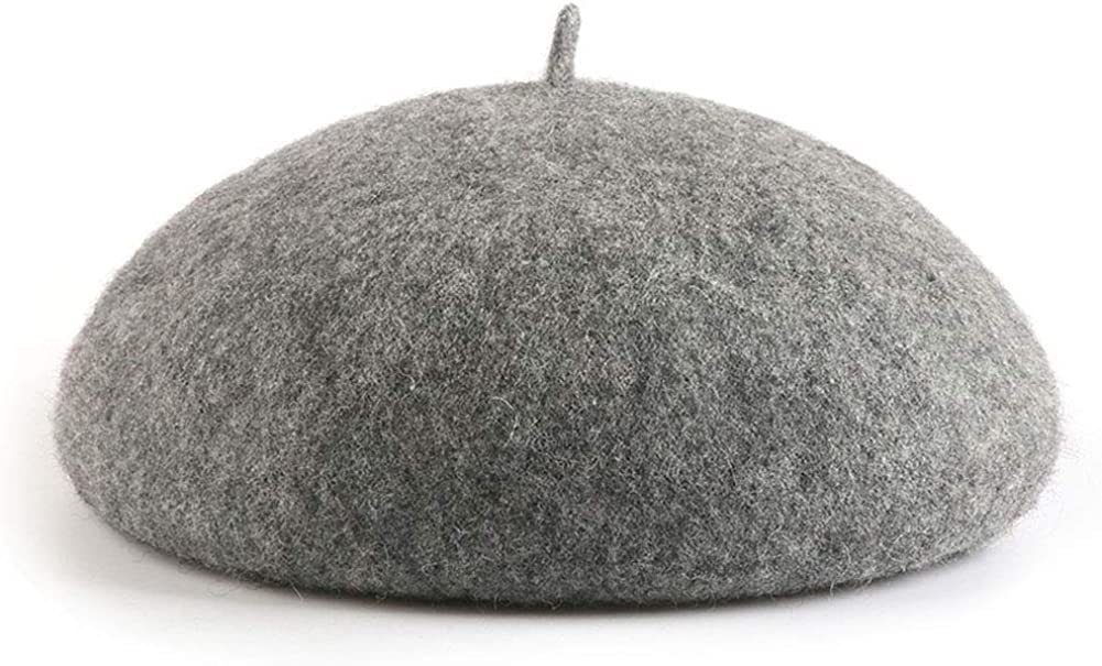 French Artist Beret Wool...