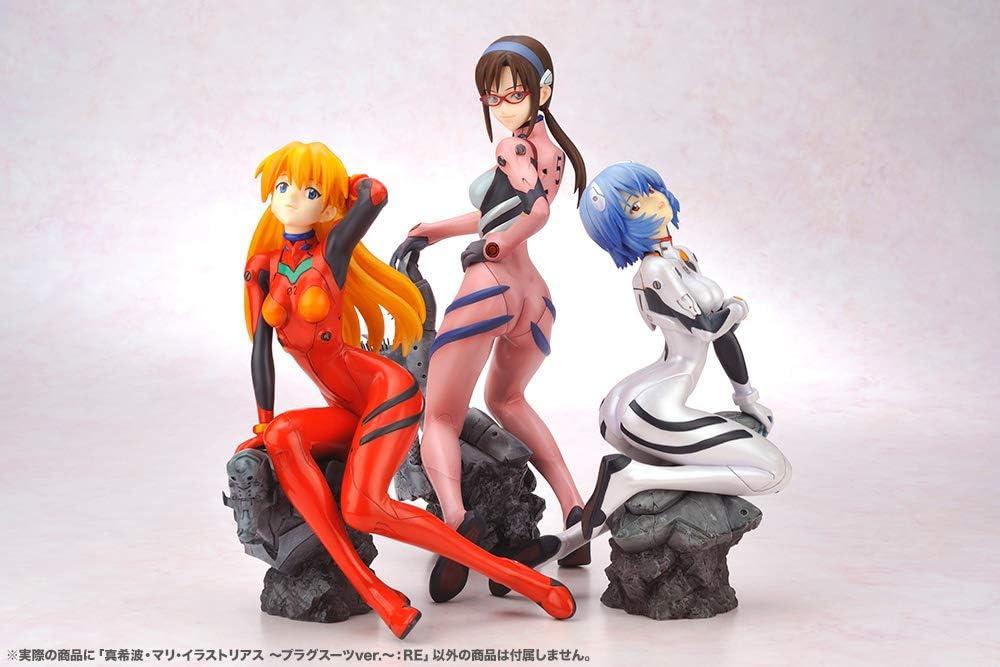 statu Kotobukiya Rebuild of Evangelion Mari Makinami Illustrious-Plug Suit Ver