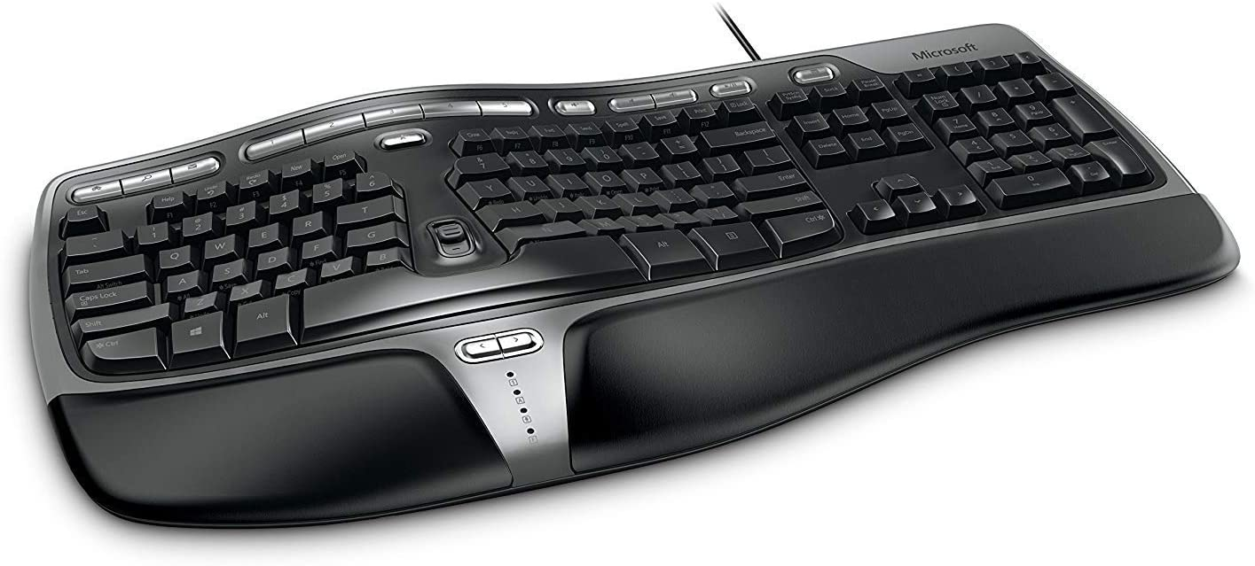 Microsoft Natural Ergonomic Keyboard 4000 b2m for Retail (Retail)