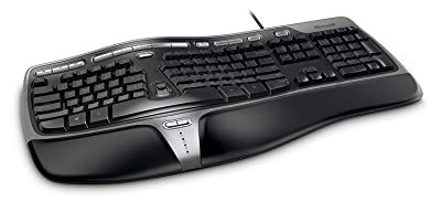Microsoft Natural Ergonomic Keyboard 4000 b2m
