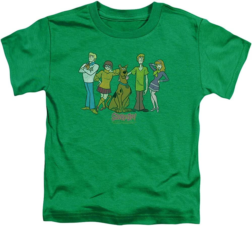 A&E Designs Kids Scooby Doo T-Shirt Gang Tee Shirt