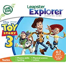LeapFrog Disney-Pixar Toy Story 3 Learning Game (works with LeapPad Tablets & LeapsterGS)
