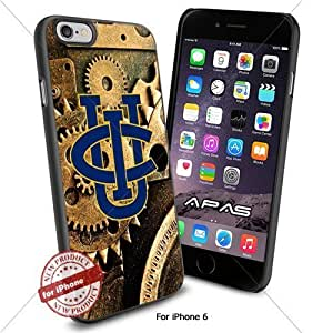 UC Irvine Anteaters NCAA ,Cool Iphone 6 Smartphone Case Cover Collector iphone TPU Rubber Case Black color [ Original by WorldPhoneCase Oly ]