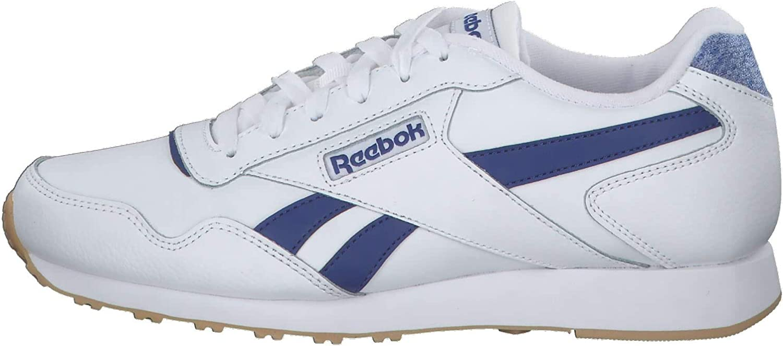 Reebok Royal Glide LX, Basket Homme Multicolore Blanc Tedkro Trgry1