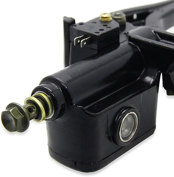 Front Left Brake Master Cylinder Fits 2003-2012 Polaris Scrambler 500 4x4