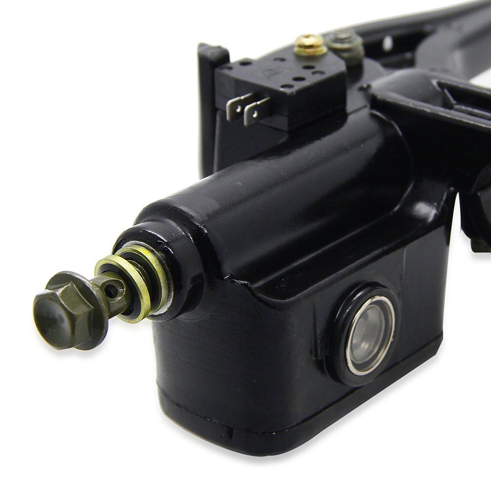 Amazon.com: Front Brake Left Master Cylinder Lever For 01-03 Polaris Magnum  325 330 500 2X4 4X4: Automotive