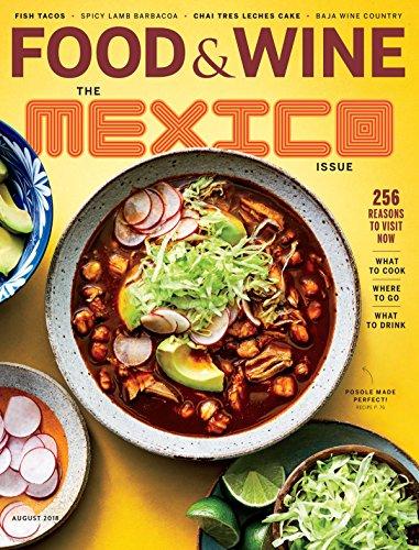 Wine Spectator Magazine - Food & Wine