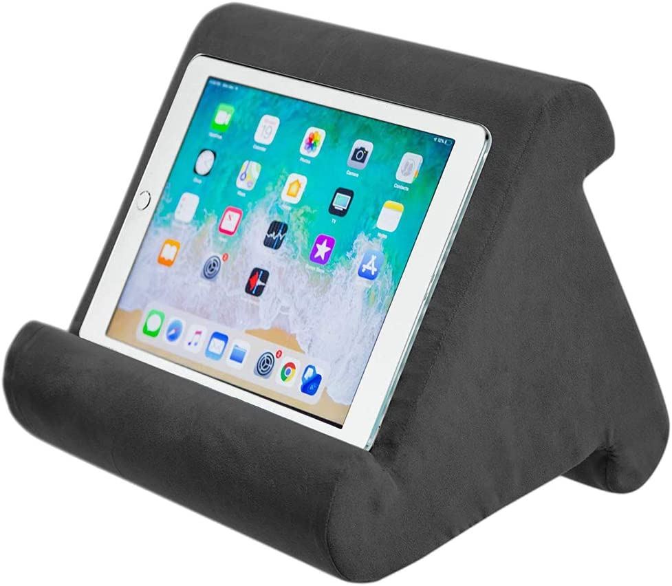 iPad Tablet Stand Pillow Holder Multi
