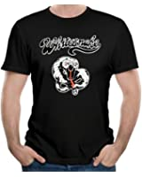 FIVE Miumine Whitesnake Rock Band Slow An' Easy Unique Men's T Shirt