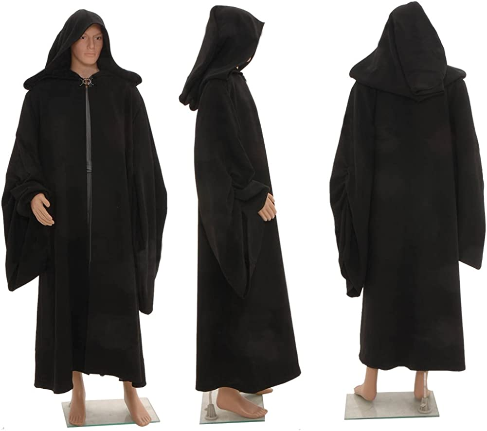 Amazon.com: Wolfbar Darth Sidious emperador Palpatine Robe ...