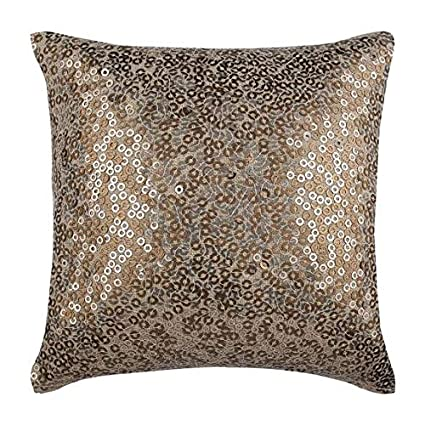 Amazon Handmade Gold Accent Pillows Sparkly Sequins Throw Fascinating Sparkly Decorative Pillows