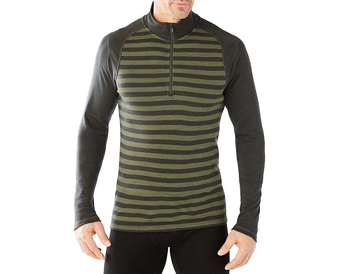 SmartWool Men's Merino 250 Baselayer Pattern 1/4 Zip SW0NP616