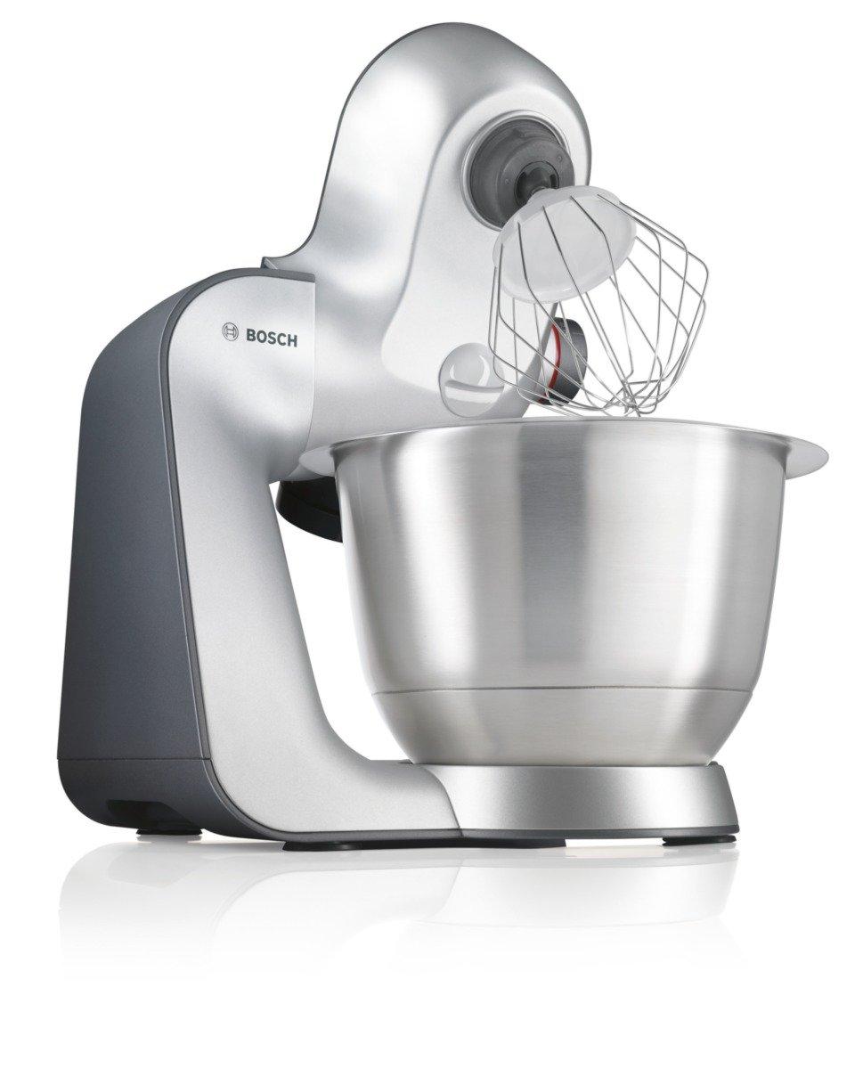 Bosch MUM59340GB Kitchen Machine, 1000 W, 3.9 L - Silver/Anthracite ...