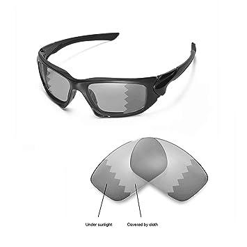 Walleva Lentes de Repuesto para Oakley Scalpel - Gafas de Sol ...