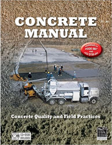 Concrete manual concrete quality and field practices concrete manual concrete quality and field practices 1st edition fandeluxe Image collections