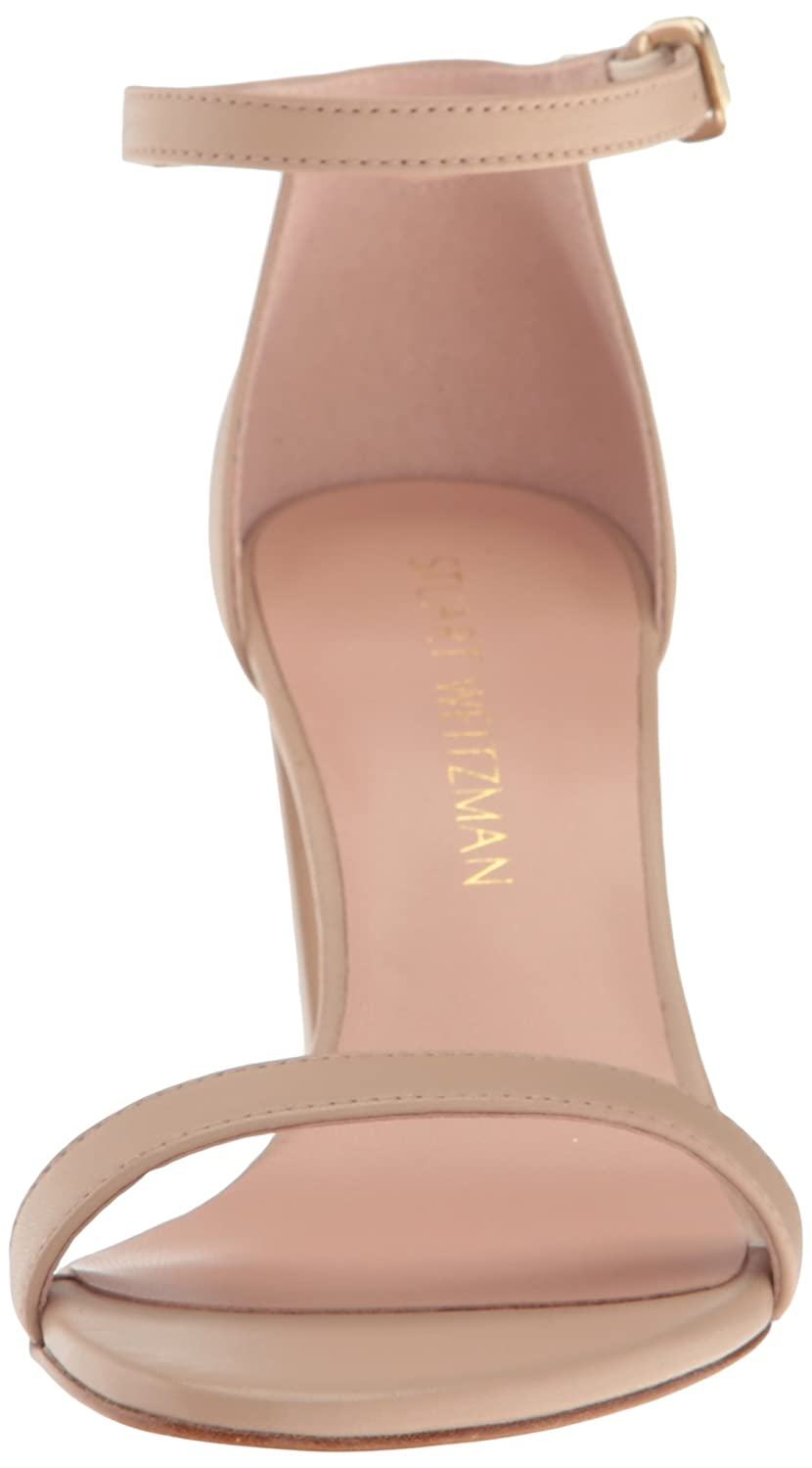 Stuart Weitzman Women's Nearlynude Heeled US|Adobe Sandal B01M31Q5QN 10.5 W US|Adobe Heeled 71a70b