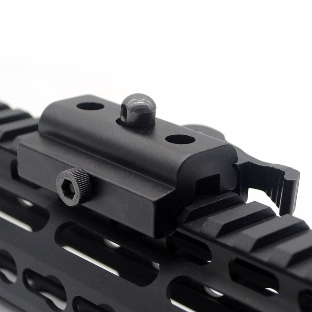 TriRock Outdoor Quick Detach Cam Lock Bipod Sling Adapter for 20mm Picatinny Weaver Rails by TriRock Outdoor (Image #5)