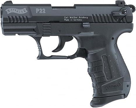 Walther U2.5179 - Pistola P22 Muelle, 6 mm: Amazon.es: Deportes y ...