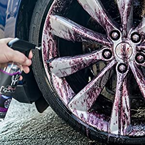 Jay Leno's Garage - Color-Changing Wheel Cleaner - 16oz