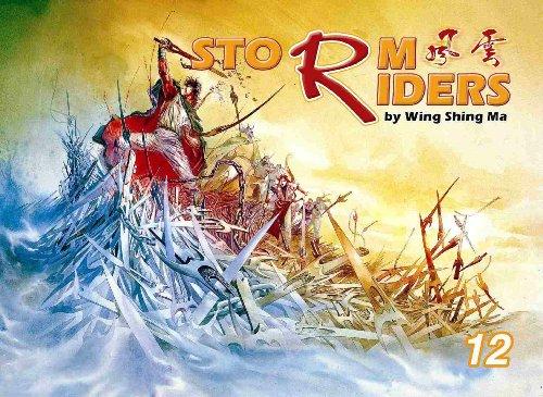 Storm Riders, Volume 12