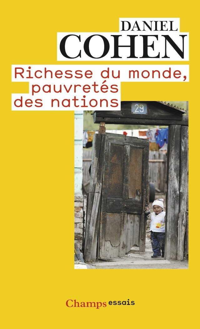 richesse du monde pauvrete des nations