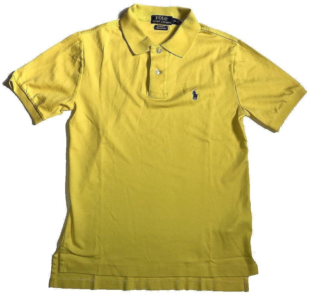 Amazon Ralph Lauren Big Boys Custom Fit Cotton Pima Interlock
