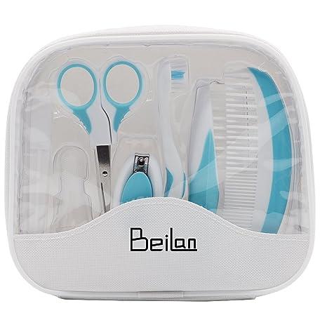 BeiLan 7 Piezas Kit de Higiene y Cuidado para Bebé con ...