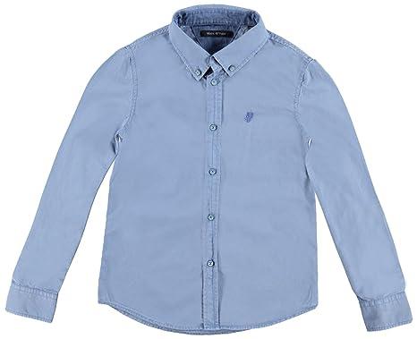 Marc O Polo Kids 1544813, Camisa para Niños, Blau (Infinity Blue ...