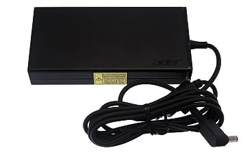 Acer - Fuente de alimentación y cargador 19 V/7,1 A/135 W ...