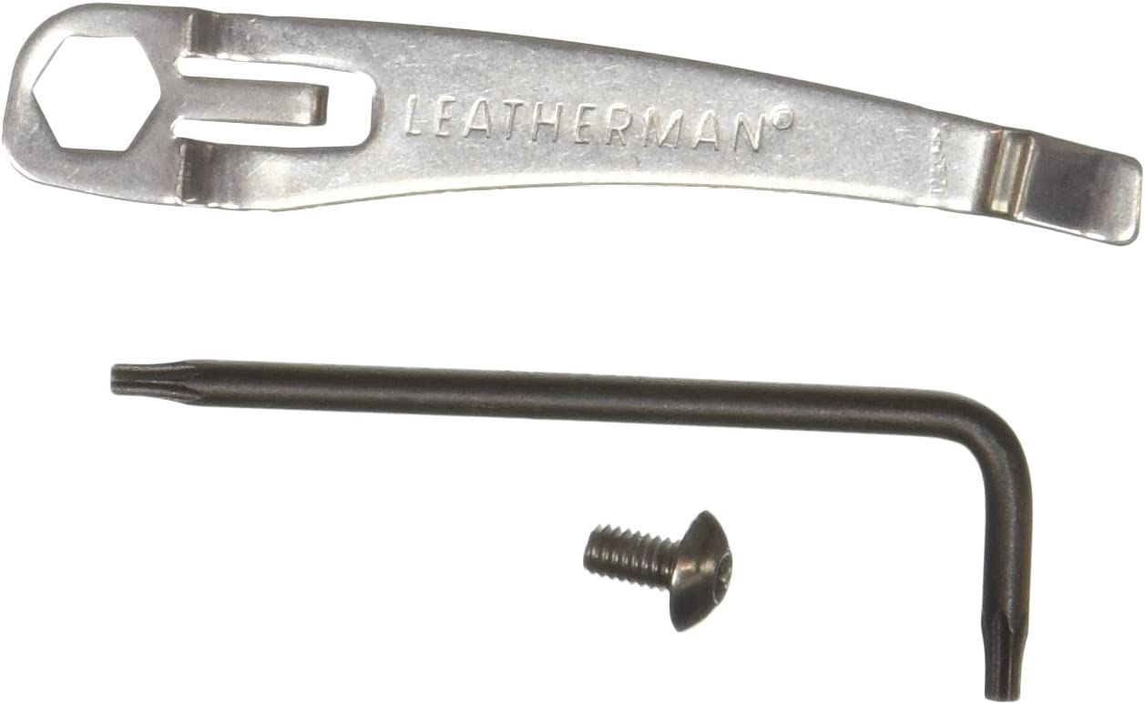 Leatherman wingman multi tool stainless steel with pocket clip *free Shipping*