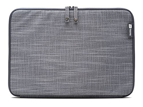 BOOQ Mamba Sleeve 12 INCH Gray