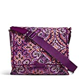 Vera Bradley Iconic Messenger, Signature Cotton, dream tapestry