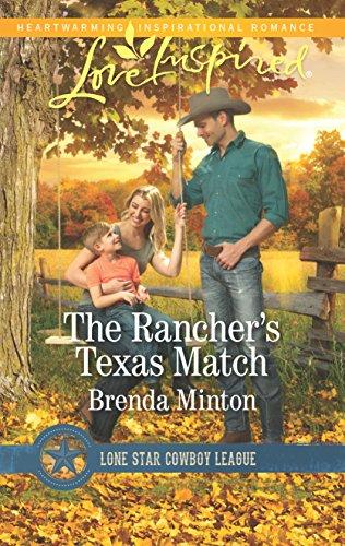 The Rancher's Texas Match (Lone Star Cowboy League: Boys Ranch)